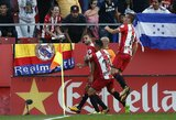 """Neįtikėtina: rungtynių pabaigoje """"Alaves"""" puolėjo """"hat-trick'as"""" išplėšė pergalę prieš """"Girona"""""""