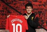 """""""Liverpool"""" įsigijo P.Coutinho (+ 3 naujienos)"""