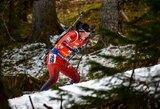 Sezoną pradedančių biatlonininkų tikslas – stiprėti su kiekvienu startu