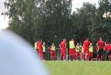 """""""Sūduva"""" intensyviai ruošiasi atsakojamai dvikovai prieš Latvijos klubą"""