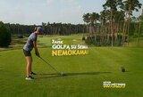 Lietuvos golfo atvirų durų diena – gegužės 12 d.