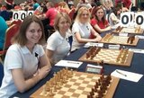 Europos šachmatų klubų taurėje triumfavo lietuvės atstovaujama komanda