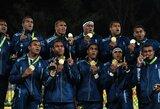 Fidžio regbininkai iškovojo pirmuosius olimpinius medalius šalies istorijoje (atnaujinta)