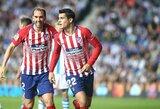 """""""Chelsea"""" ultimatumas """"Atletico"""": arba 50 mln., arba A.Morata sugrįš į Londoną"""