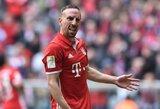 """F.Ribery nėra tikras dėl savo ateities """"Bayern"""""""