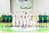 Kontrolinėse rungtynėse šešiolikmečiai 65 taškų skirtumu nugalėjo Vengrijos rinktinę