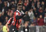 """""""Borussia"""" ir """"Marseille"""" klubai kovoja dėl M.Balotelli"""