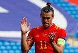 """G.Bale'as buvo vienintelis """"Real"""" žaidėjas, nenorėjęs balandžio mėnesį susimažinti atlyginimo"""