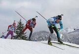 Pasaulio biatlono čempionate – prasčiausias lietuvių rezultatas per šešerius metus