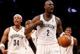 """""""Nets"""" direktorius: Garnetto ir Pierce'o įsigijimas buvo klaida"""