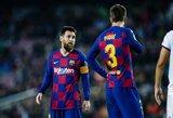 Futbolo karalius: L.Messi aplenkė C.Ronaldo