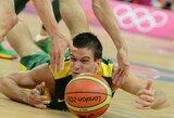 """M.Kalnietis: """"Žalgiryje"""" tiek daug nežaidžiau, kiek Krasnodare"""""""