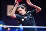 Neįtikėtina: 11-metė stalo tenisininkė pateko į Tokijo olimpiadą
