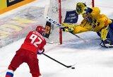 Dramatiška diena Euroturo turnyre: prireikė dviejų baudinių serijų