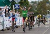 """G.Bagdonas tapo """"Baltic Chain Tour"""" dviračių lenktynių lyderiu!"""