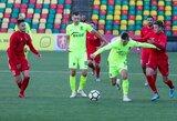 """""""Trakų"""" futbolininkai: """"Žalgiris"""" žaidžia labai gerai, bet kaip klostysis tarpusavio rungtynės – pamatysime"""""""