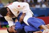 Olimpiniame dziudo turnyre – ruso ir brazilės pergalės