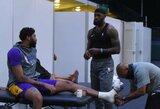 A.Davisas pateikė argumentus, kodėl L.Jamesas turi tapti MVP