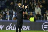"""""""Porto"""" strategas S.Conceicao po pralaimėjimo prieš """"Liverpool"""": """"Nusipelnėme daugiau"""""""