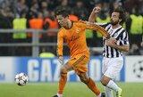 Po gandų apie galimą pardavimą – A.Pirlo skambutis C.Ronaldo