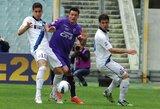 """""""Fiorentina"""" ir """"Inter"""" mačas baigėsi be įvarčių"""