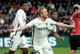 """Prancūzijoje – nuostabus """"Panenkos"""" smūgis ir """"Monaco"""" pergalė"""