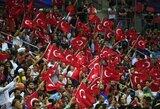 Turkai priėmė sprendimą dėl kandidatavimo rengti pasaulio čempionatą