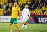 Tautų lyga: rungtynės tarp Lietuvos ir Baltarusijos rinktinių baigėsi rezultatyviomis lygiosiomis