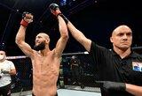 """D.Cormier pasakė, kuo skiriasi Ch.Nurmagomedovas ir naujoji UFC žvaigždė Ch.Čimajevas: """"Jis tiesiog eina paskui tave kaip šuo"""""""