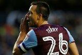 "J.Terry papildys ""Spartak"" ekipos gretas?"