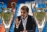 """Prieš naujo sezono startą """"Porto"""" į savo sudėtį įtraukė širdies smūgį patyrusį I.Casillasą"""