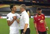 """Netikėtas """"Copenhagen"""" kapitono gestas po rungtynių: """"Ačiū už viską, ką padarei Mančesteryje"""""""