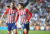 """""""Atletico"""" gretose atgimęs A.Morata: """"Dabar esu labai laimingas"""""""
