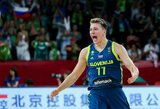 Slovėnai pagerino Lietuvos rinktinės rekordą