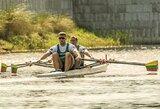 Abi Lietuvos irkluotojų poros liko per žingsnį nuo pasaulio čempionato medalių