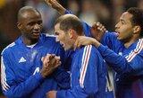 """F.Cannavaro apie Z.Zidane'ą: """"Tai buvo didžiausia jo gėda"""""""