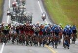 """Paskutiniame """"1st Tour of Alberta"""" dviračių lenktynių etape T.Vaitkus finišavo 9-as"""
