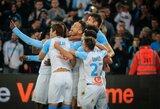 Pamatykite: pelnytą įvartį švęsdamas M.Balotelli su komandos draugais pasidarė asmenukę