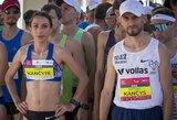 Klaipėdoje paaiškėjo Lietuvos 10 km bėgimo plentu čempionai