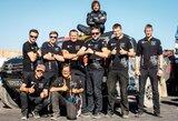 Dakaro ralis baigėsi: visi lietuviai pasirodė ant finišo podiumo