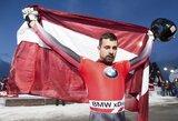 Pjongčango olimpiados prognozė: latviai iškovos auksą, medalių įskaitą laimės vokiečiai
