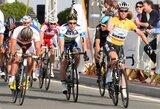 """Dar vienas puikus A.Kruopio pasirodymas """"Tour of Qatar"""" dviračių lenktynėse"""