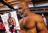 """M.Tysonas: """"Einu vieninteliu greičiu – į priekį. R.Jonesas turės su tuo susitaikyti"""""""