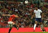 G.Neville'as įvertino Anglijos rinktinės žaidimą ir negailėjo liaupsių M.Rashfordui