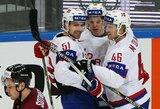 Pasaulio ledo ritulio čempionatą latviai baigė dar vienu pralaimėjimu