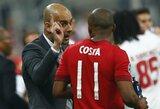 """D.Costos prisiminimai apie P.Guardiolą: """"Jis paklausė, ar esu pasiruošęs mokytis žaisti futbolą"""""""