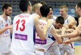 Kovingumą pademonstravę ispanai buvo nukauti – čempionais tapo Serbijos dvidešimtmečiai
