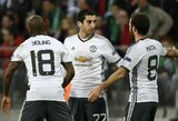 """""""Man United"""" prieš Anglijos lygos taurės finalą užklupo traumos"""
