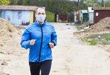 A.Sorokinas pagerino Lietuvos 100 km bėgimo rekordą