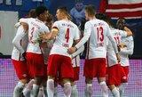 """UEFA leido """"Salzburg"""" ir """"RB Leipzig"""" klubams abiems žaisti Čempionų lygoje"""